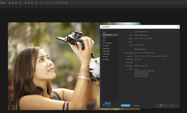 Improve Your Photography by Learning How To Use Exif Data