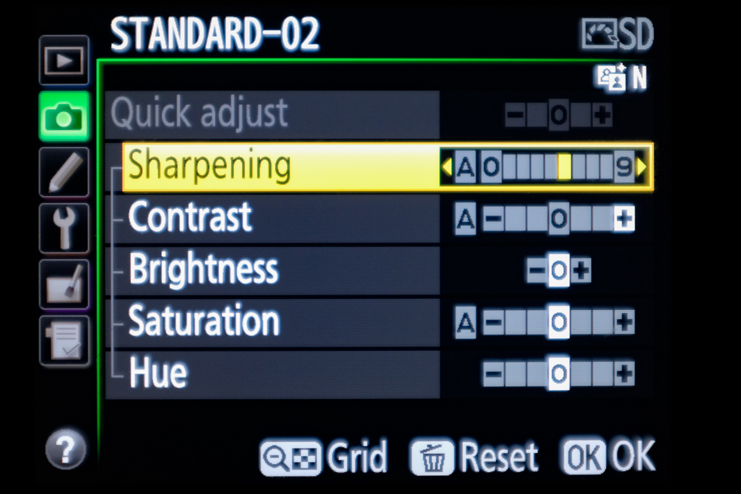 Image: If you dig into your camera menus you will find many other settings you can change to get jus...