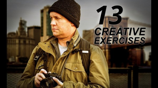 13 Creative Exercises for Photographers [video]