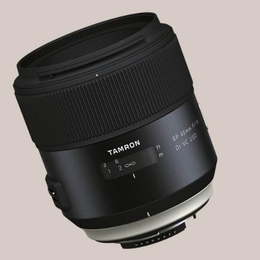 Image: Tamron SP 45mm F/1.8 Di VC USD
