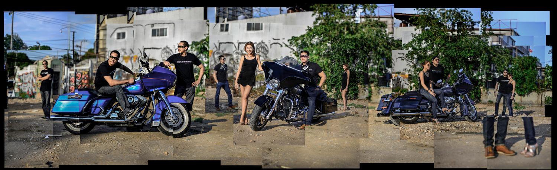 Harleys How To Make Amazing Photomontages