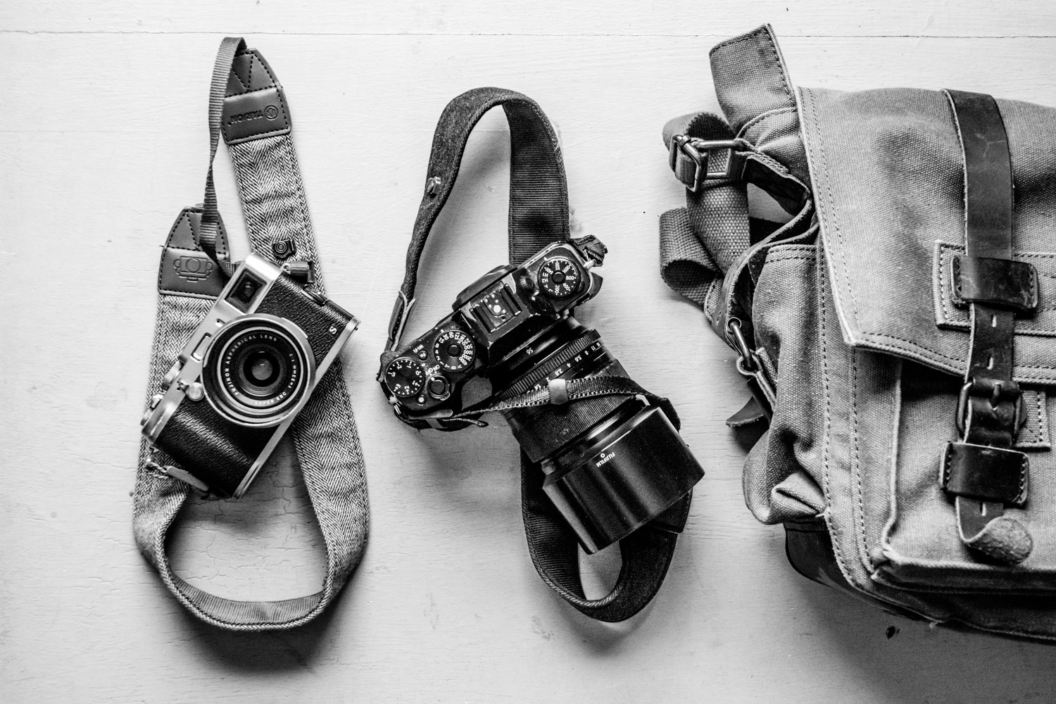 Image: It's not just about carrying your gear around. Your photography assistant takes on the...