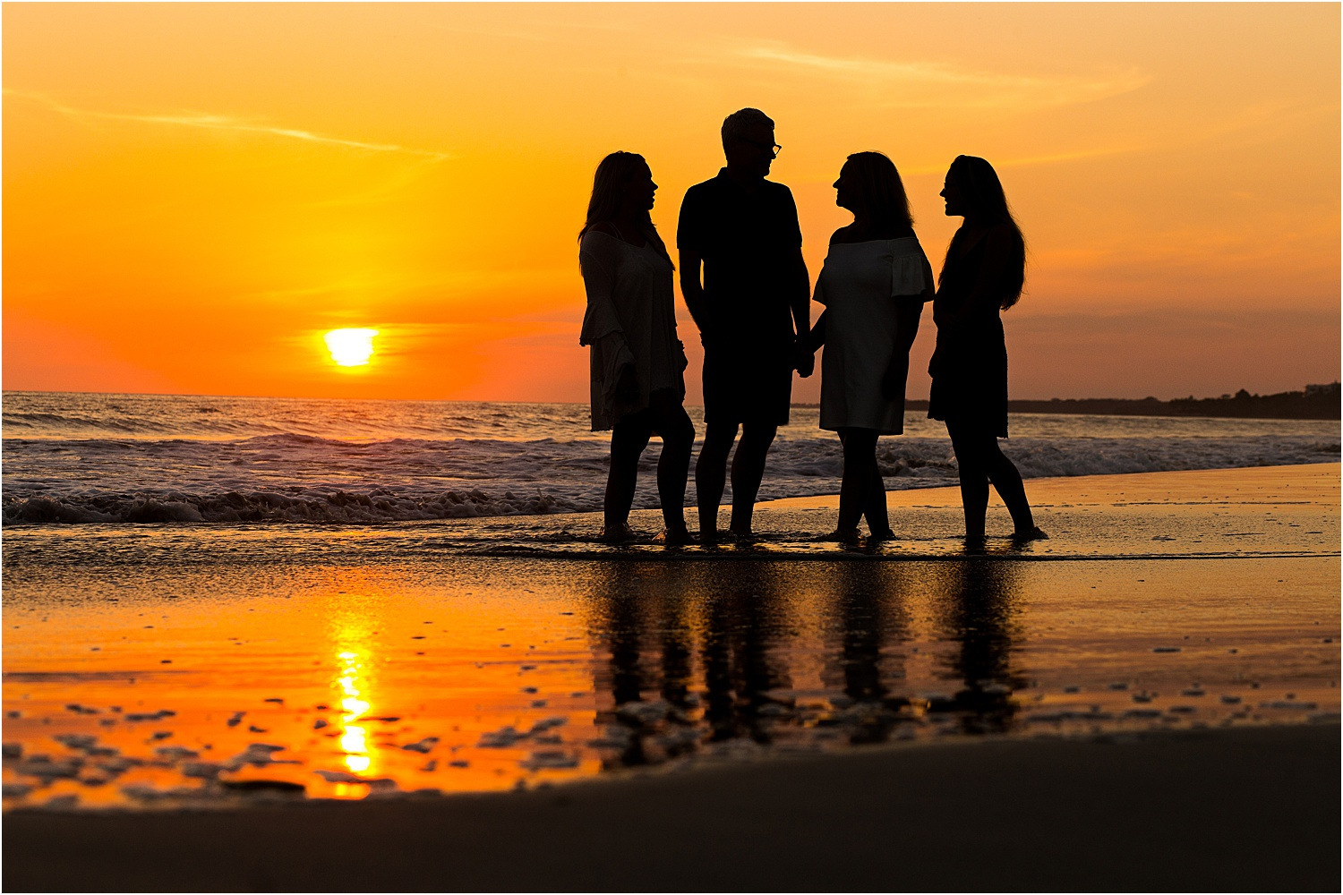 Image: This photo is a common favorite on my website since most family sessions are on the beach and...