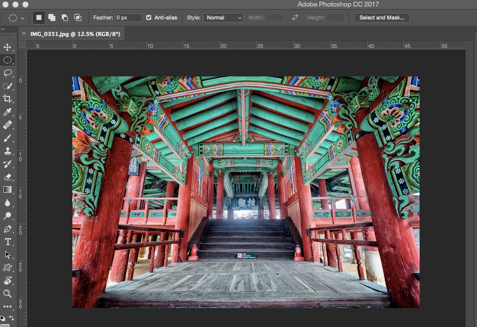Image: Learn to use Photoshop effectively. Your photographs will improve.