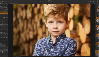 Screenshot of Capture One