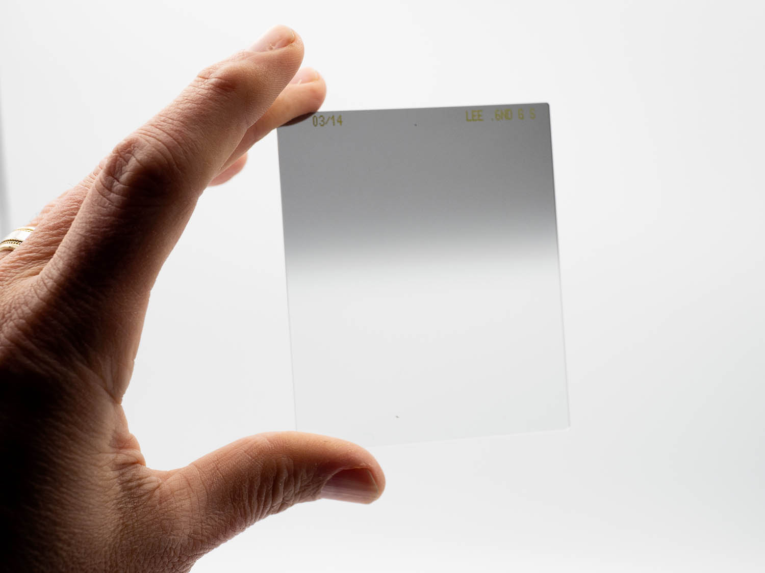 Image: Rectangular Graduated Neutral Density Filter