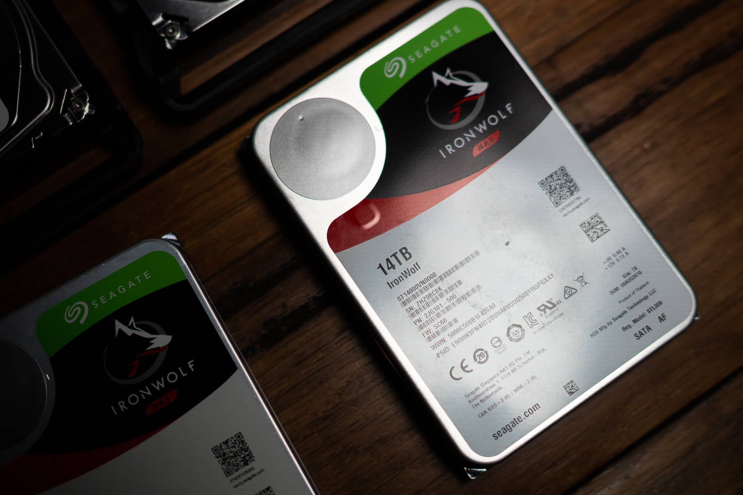 Review: Seagate 14tb Ironwolf Disks for all of Your Photographs