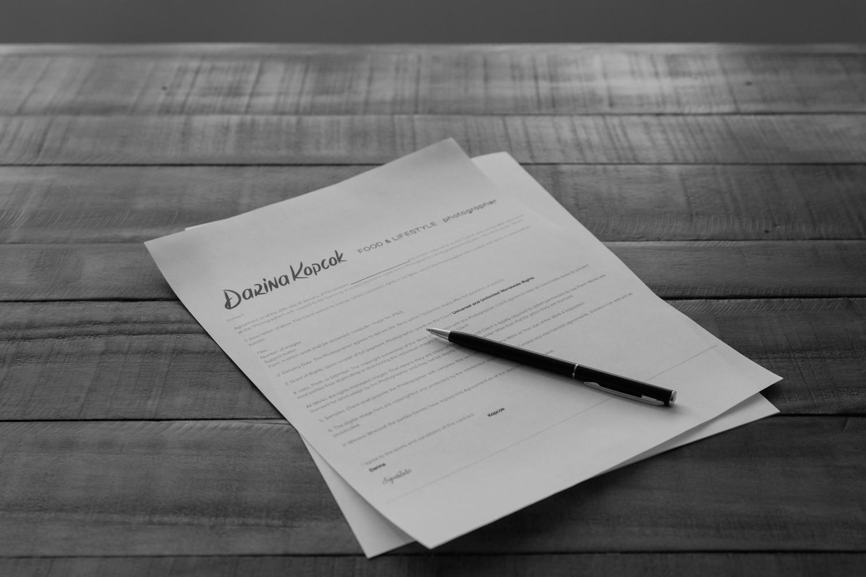 User Agreements by Darina Kopcok-DPS