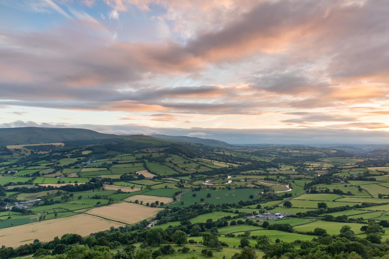Image: Talybony-on-Usk, Brecon Beacons © Jeremy Flint