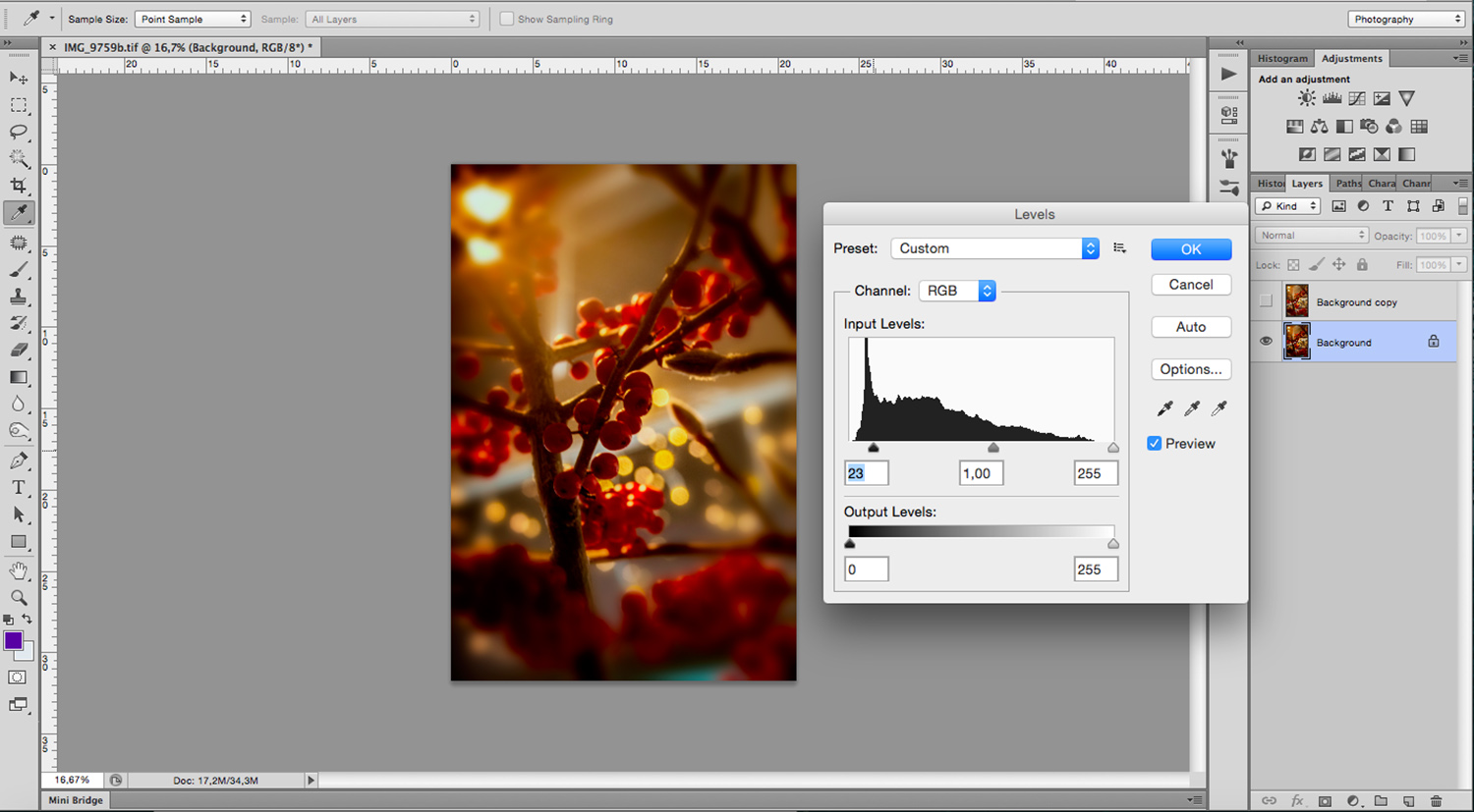 4- How to Make Great Photo Invitations in Photoshop