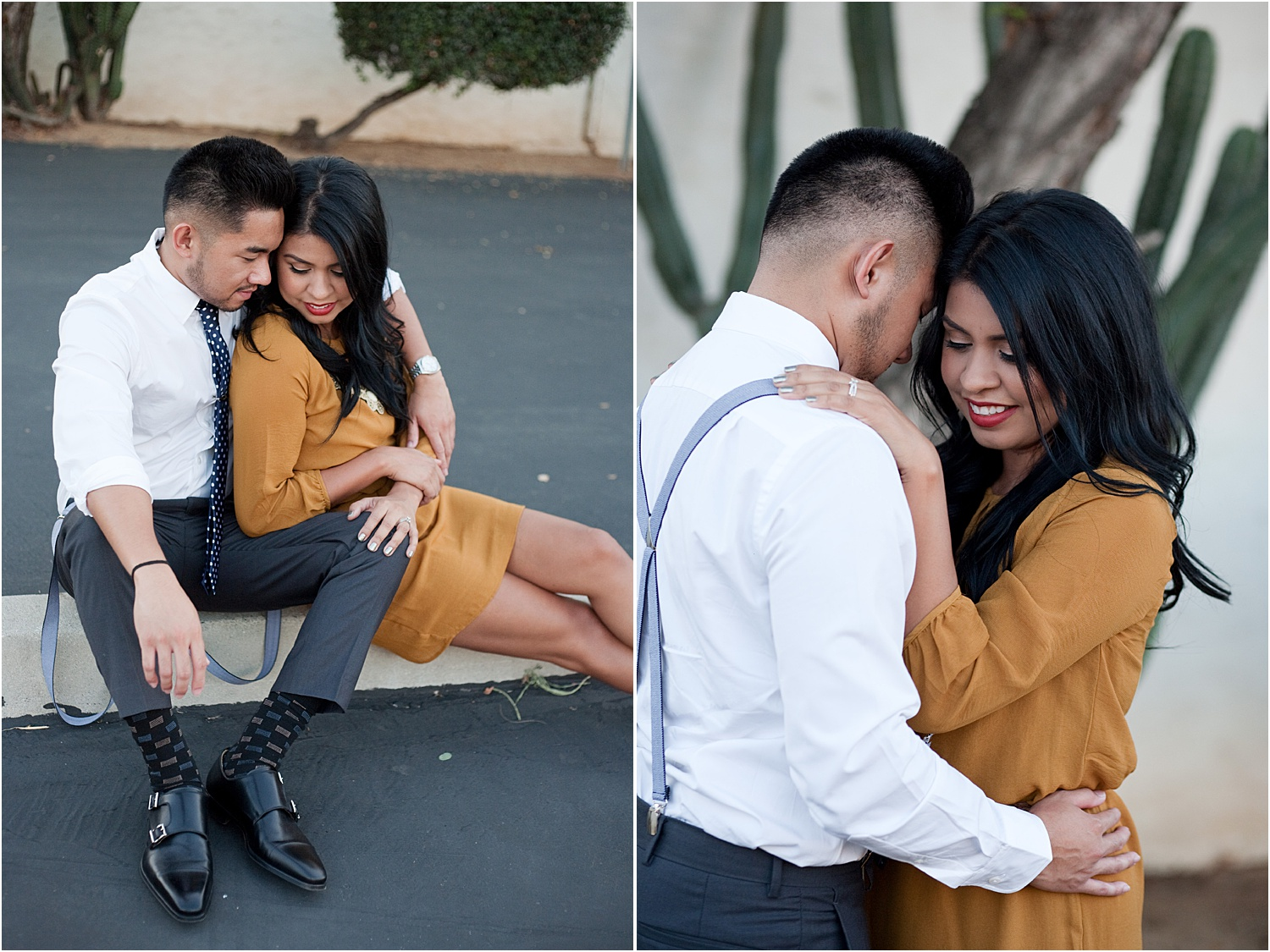 1 - Guide to the Best Poses for Engagement Photos