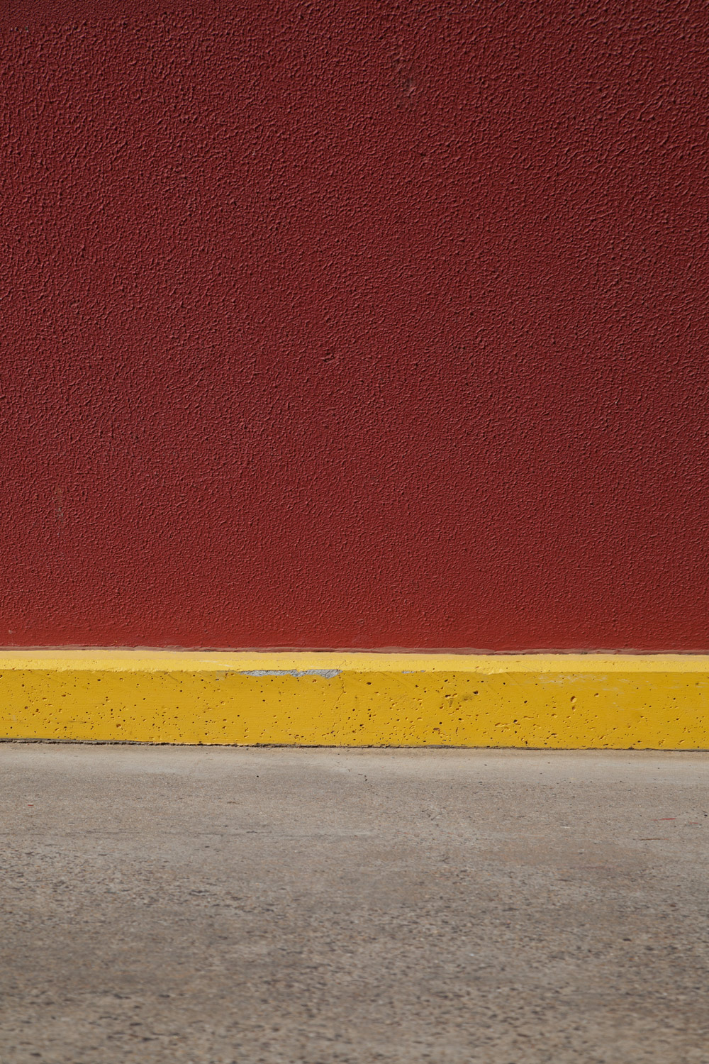Image: The color in this image breaks up space, conveying meaning through our inherent associations