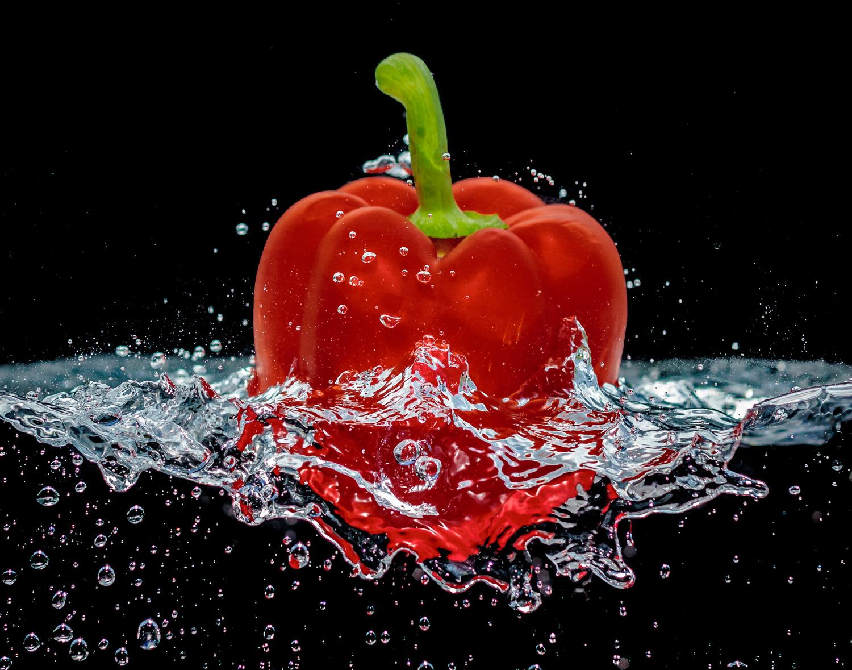 2- High-Speed Splash Photos Without Flash - Rick Ohnsman