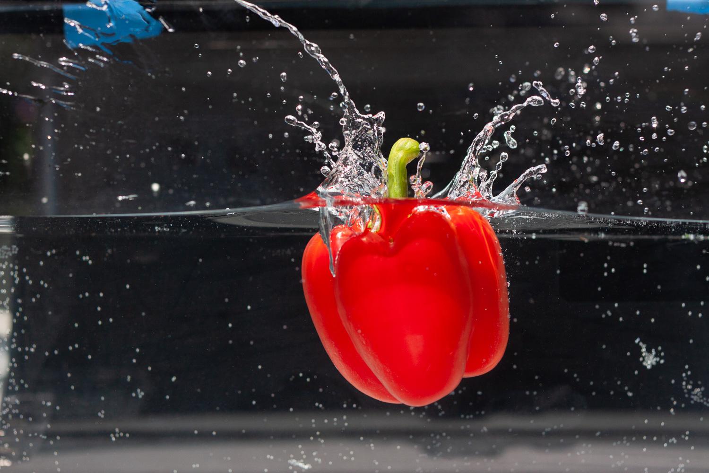 8- High-Speed Splash Photos Without Flash - Rick Ohnsman