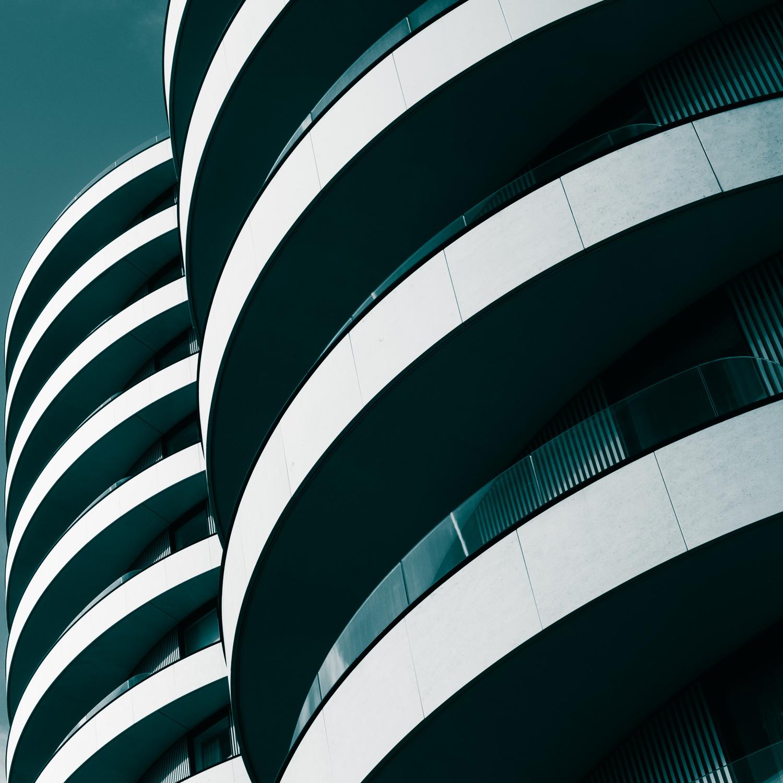 A modernist piece of architecture. 3 - Can New Gear Kickstart Your Photography - Charlie Moss