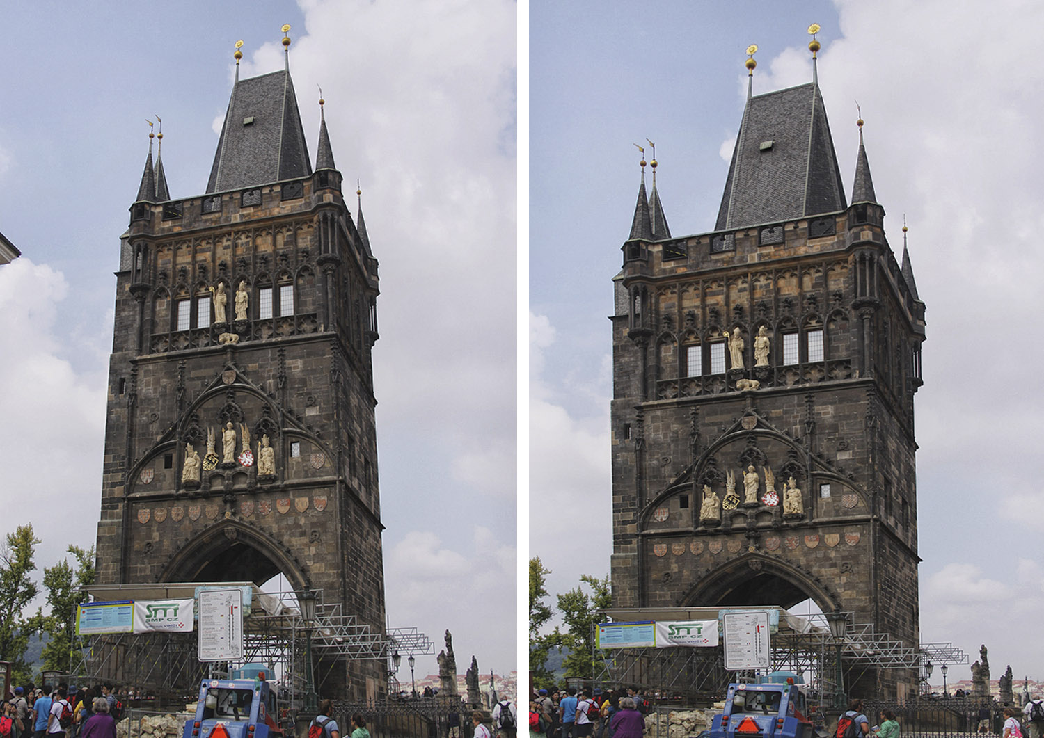 How to Correct Perspective Distortion in Photoshop