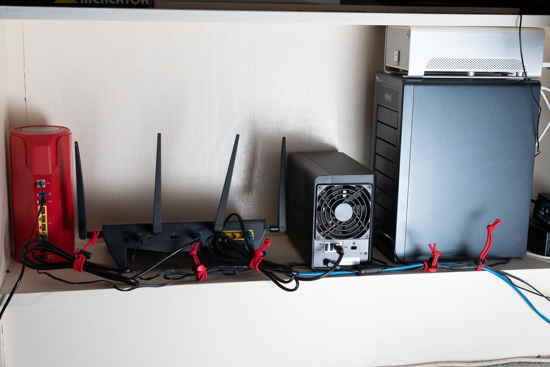"Image: And my ""Storage Shelf"""