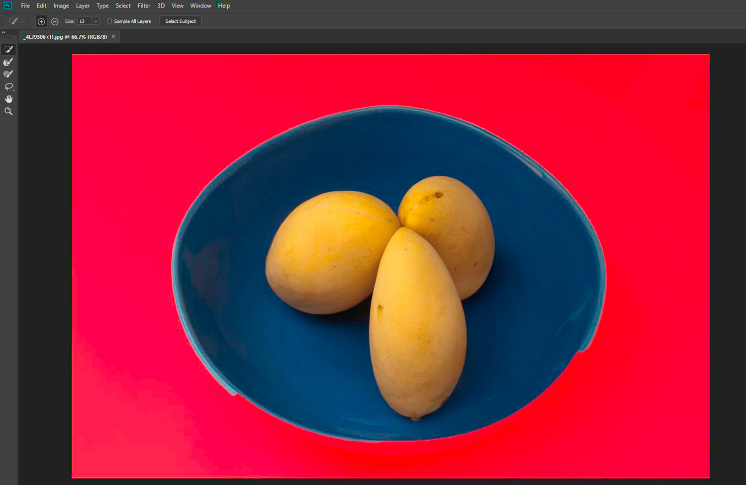 Seven Steps for Post Processing a Pure White Background Overlay Mode
