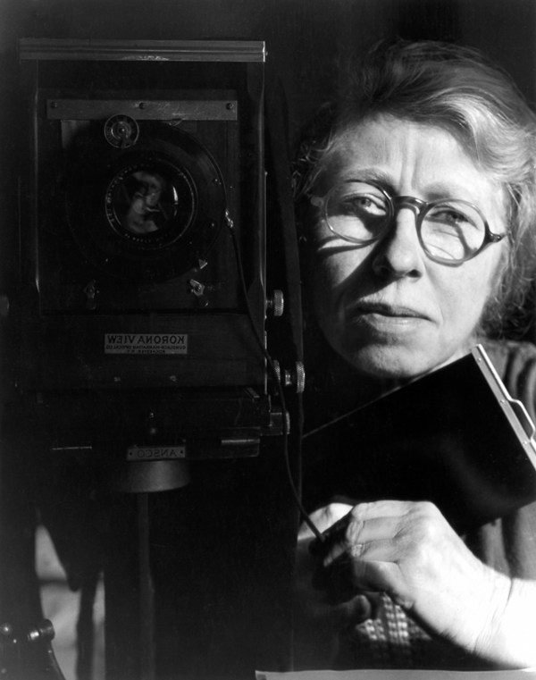 Lessons from the Masters: Imogen Cunningham