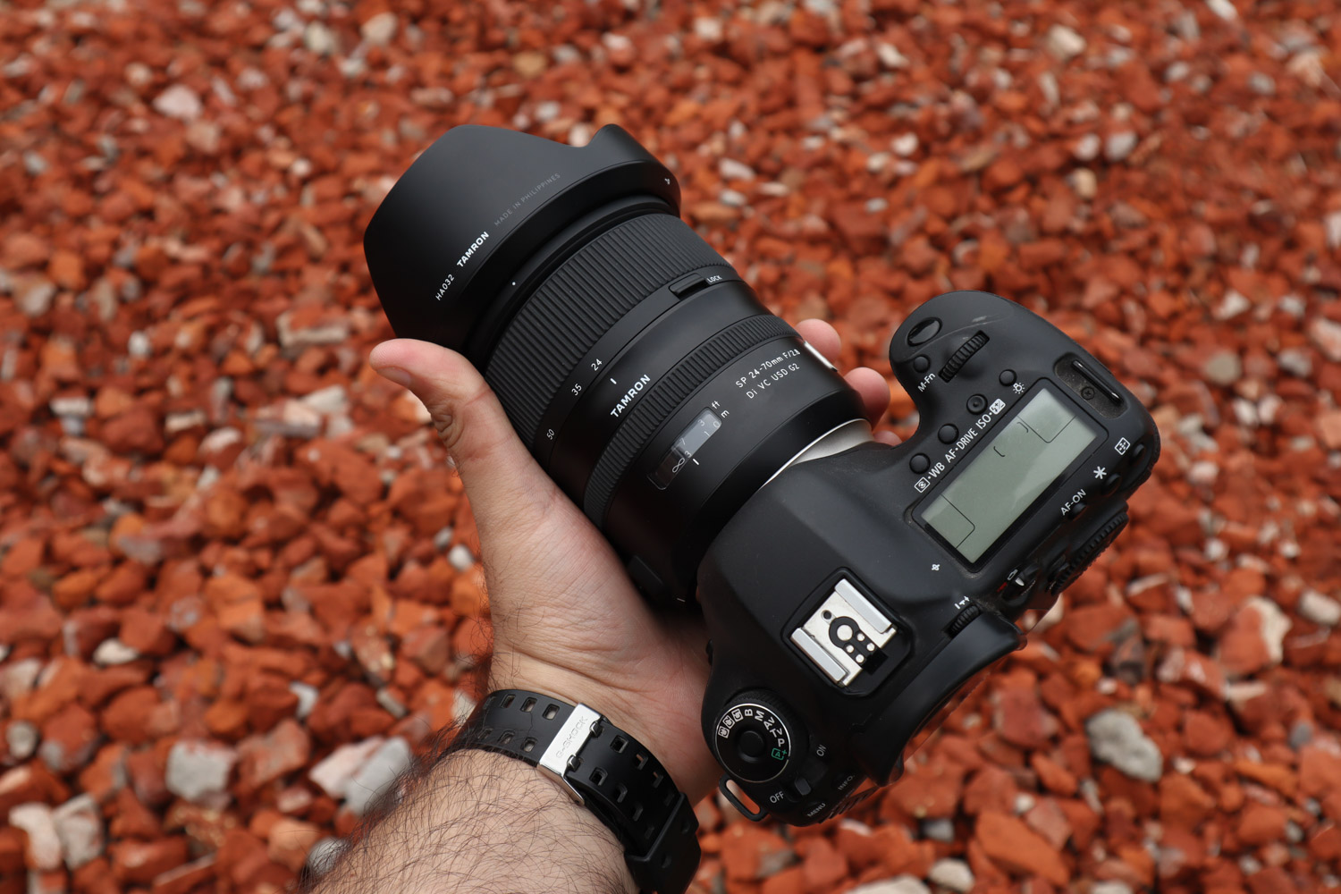Tamron SP 24-70mm f/2.8 Di VC USD G2 Lens Review