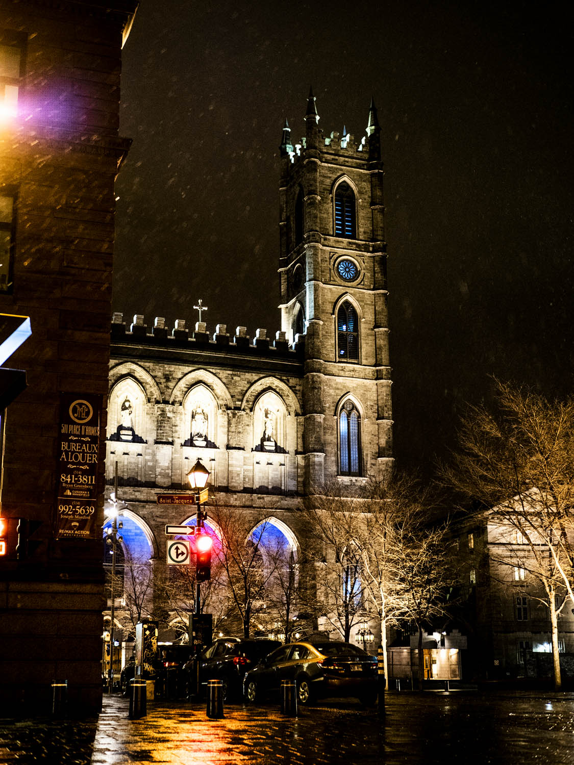 Image: Notre Dame in Montreal