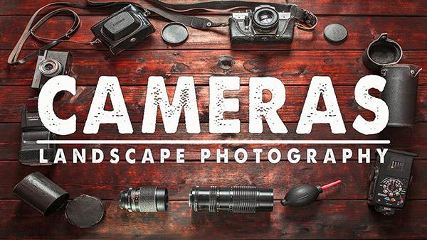 Which Landscape Photography Camera Should You Buy? [video]
