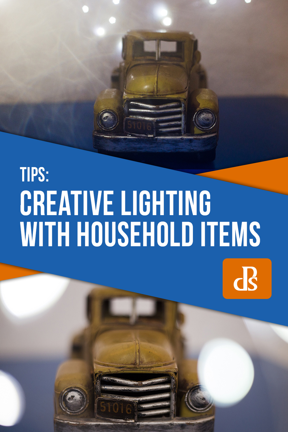 Creative Lighting Tips Using Household Items