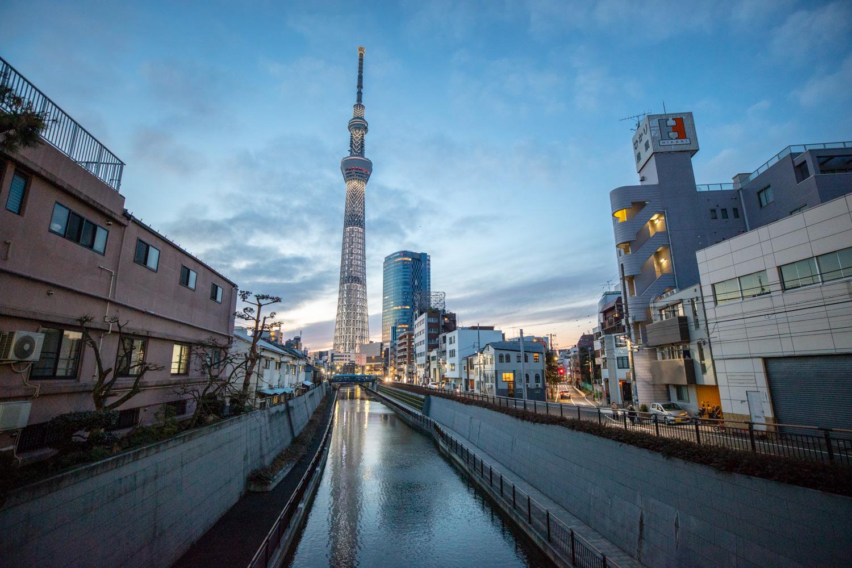 Image: Skytree, Tokyo © Jeremy Flint