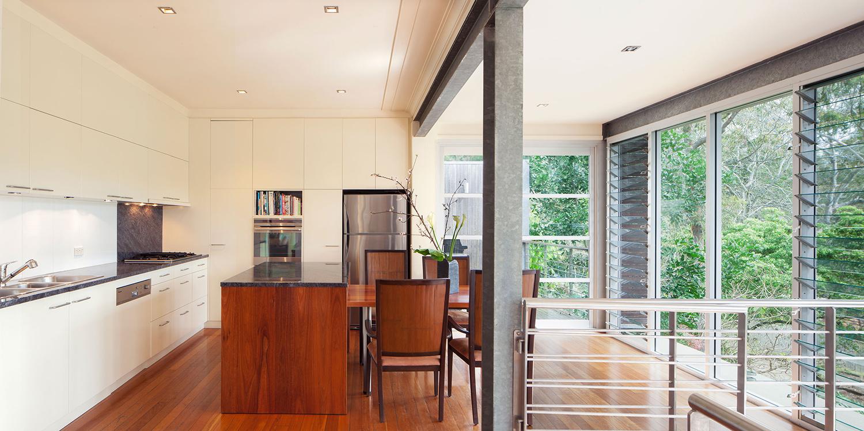 Image: Architecture: Michael Vail Design. Photo: © Sallie Moffatt.