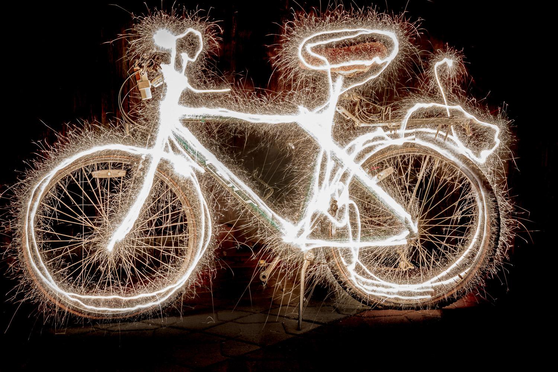 9 - sparkler photography