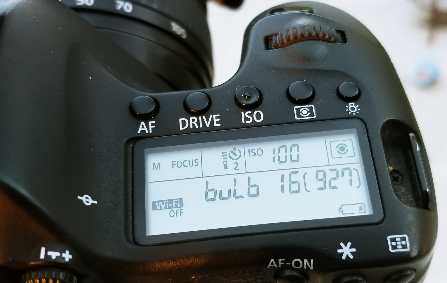 Image: If your shutter speed will exceed 30-seconds, you will probably need to use bulb mode. A remo...