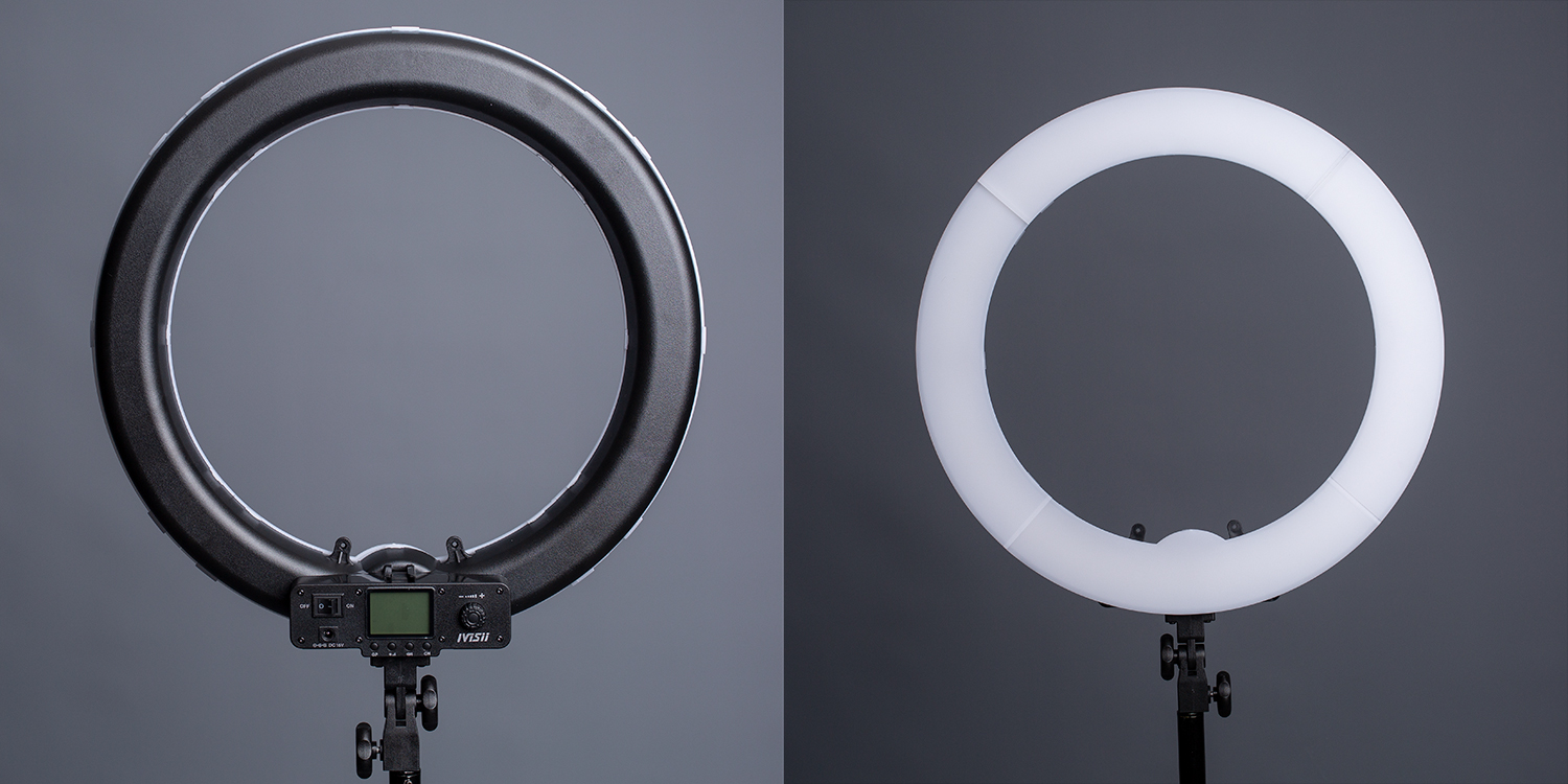 Image: With a ton of options on the market, adding a ring light to your kit has never been cheaper.