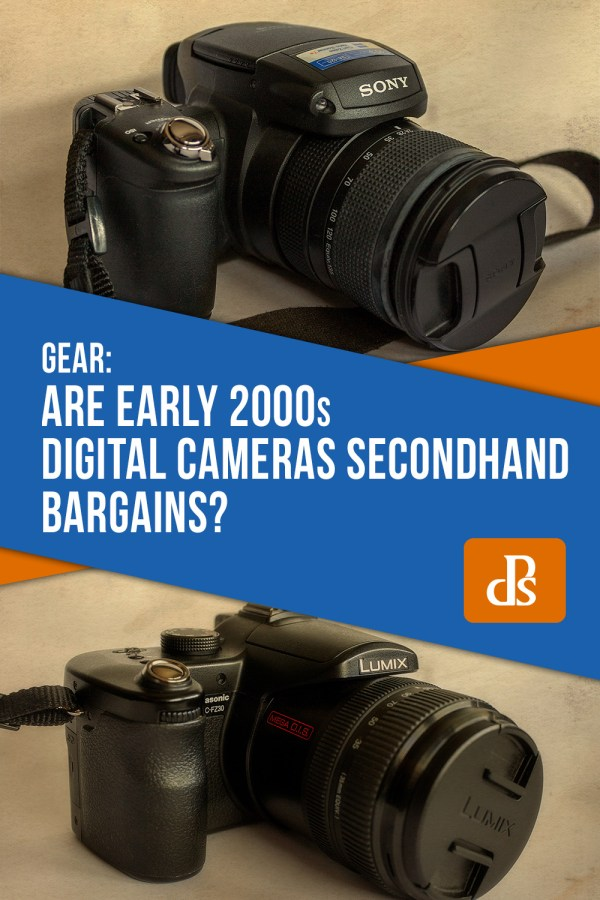 Are Early 2000s Digital Cameras Secondhand Bargains?