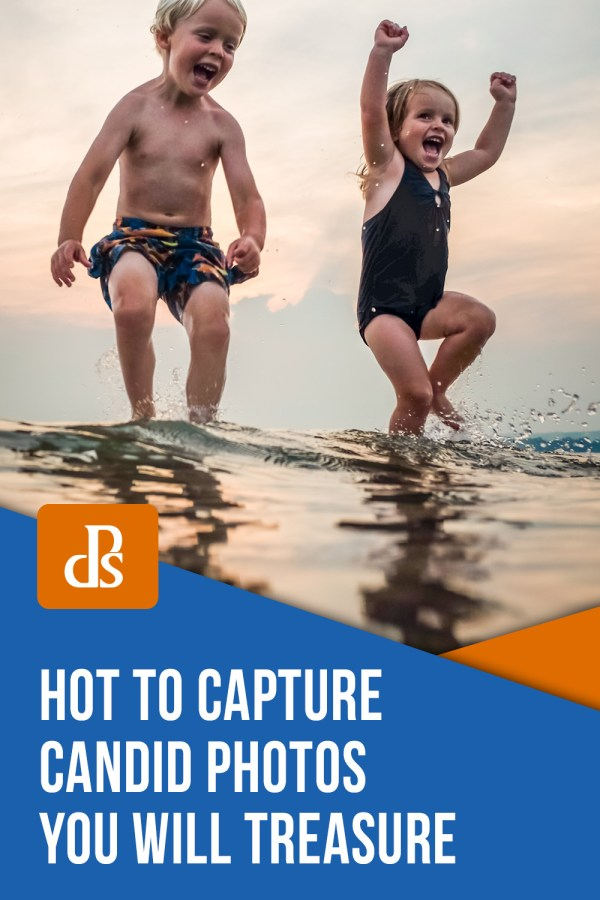 How to Capture Candid Photos You'll Treasure