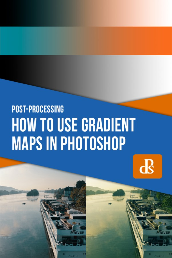 How to Create and Use Gradient Maps in Photoshop