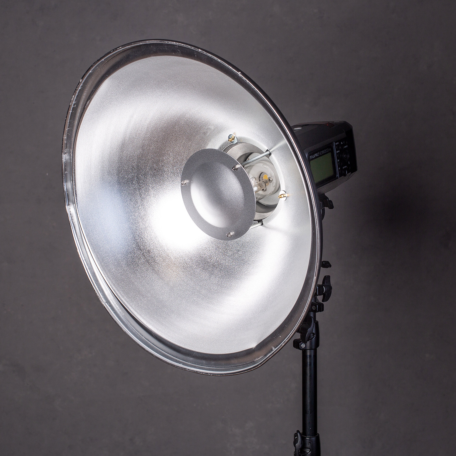 beauty dish for portrait photography