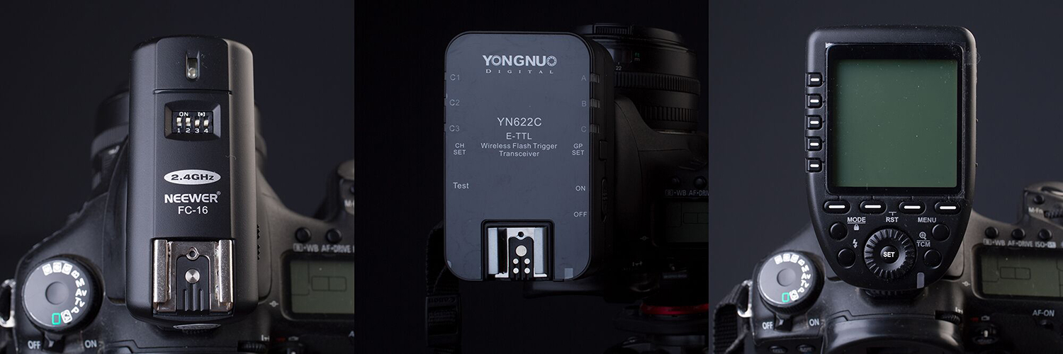 Image: Triggers allow your camera to communicate with your flash so that they work in sync with one...