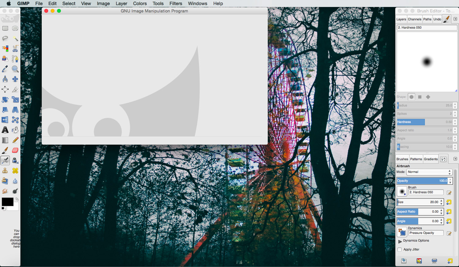 Introduction to GIMP. Multiple Windows View