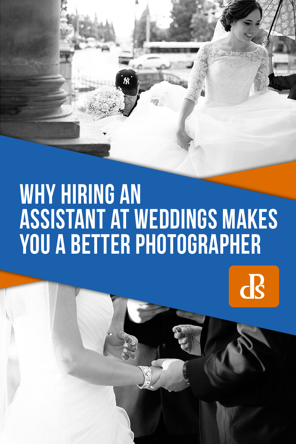 Why Hiring an Assistant at Weddings Makes you a Better Photographer