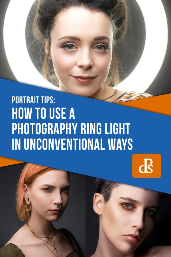 How to Use a Ring Light for Gorgeous Photos (+ 5 Creative Ideas)