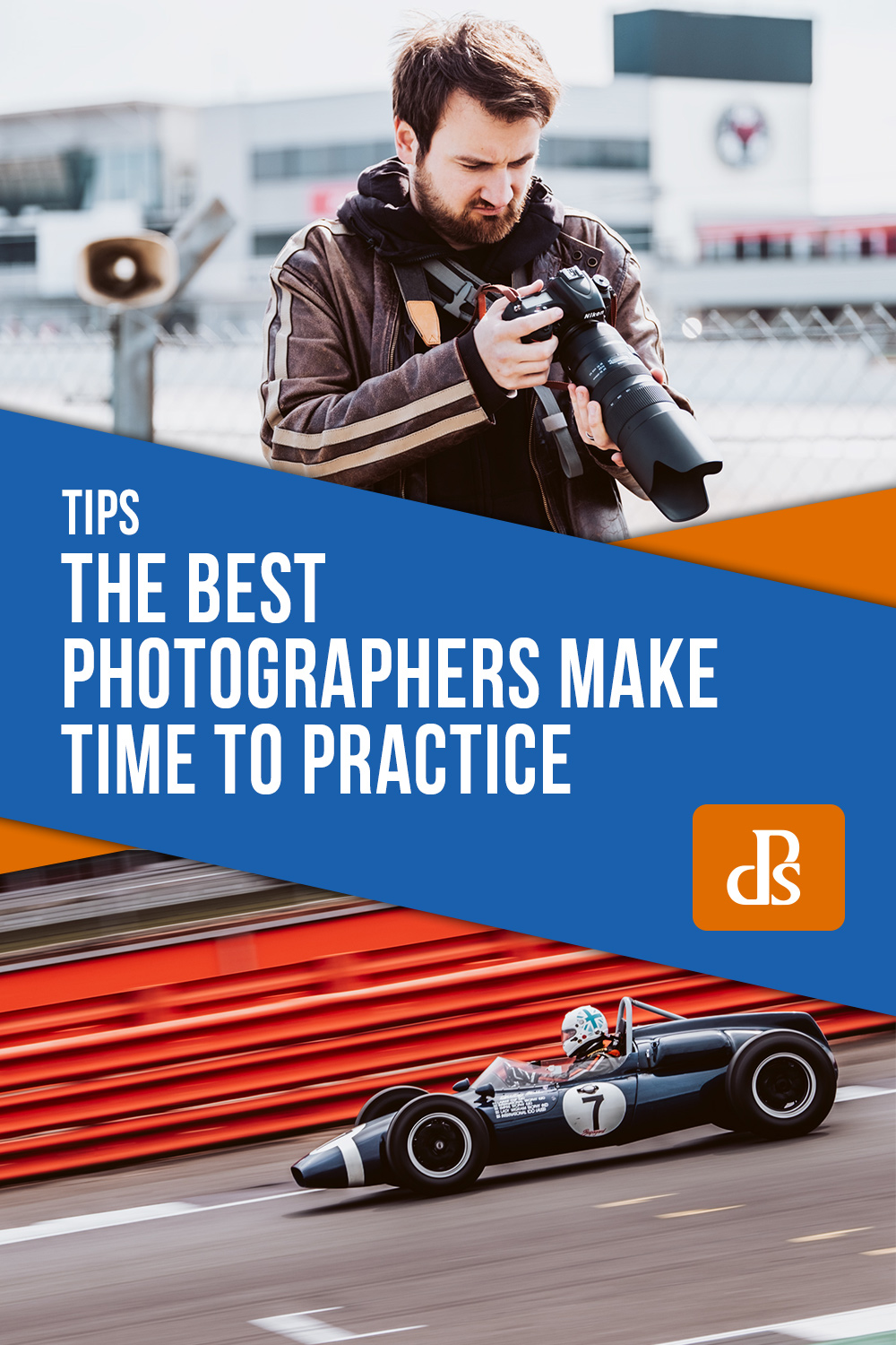 The best photographers make time to practice