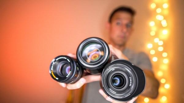3 Lenses Every Beginner Photographer Needs [video]