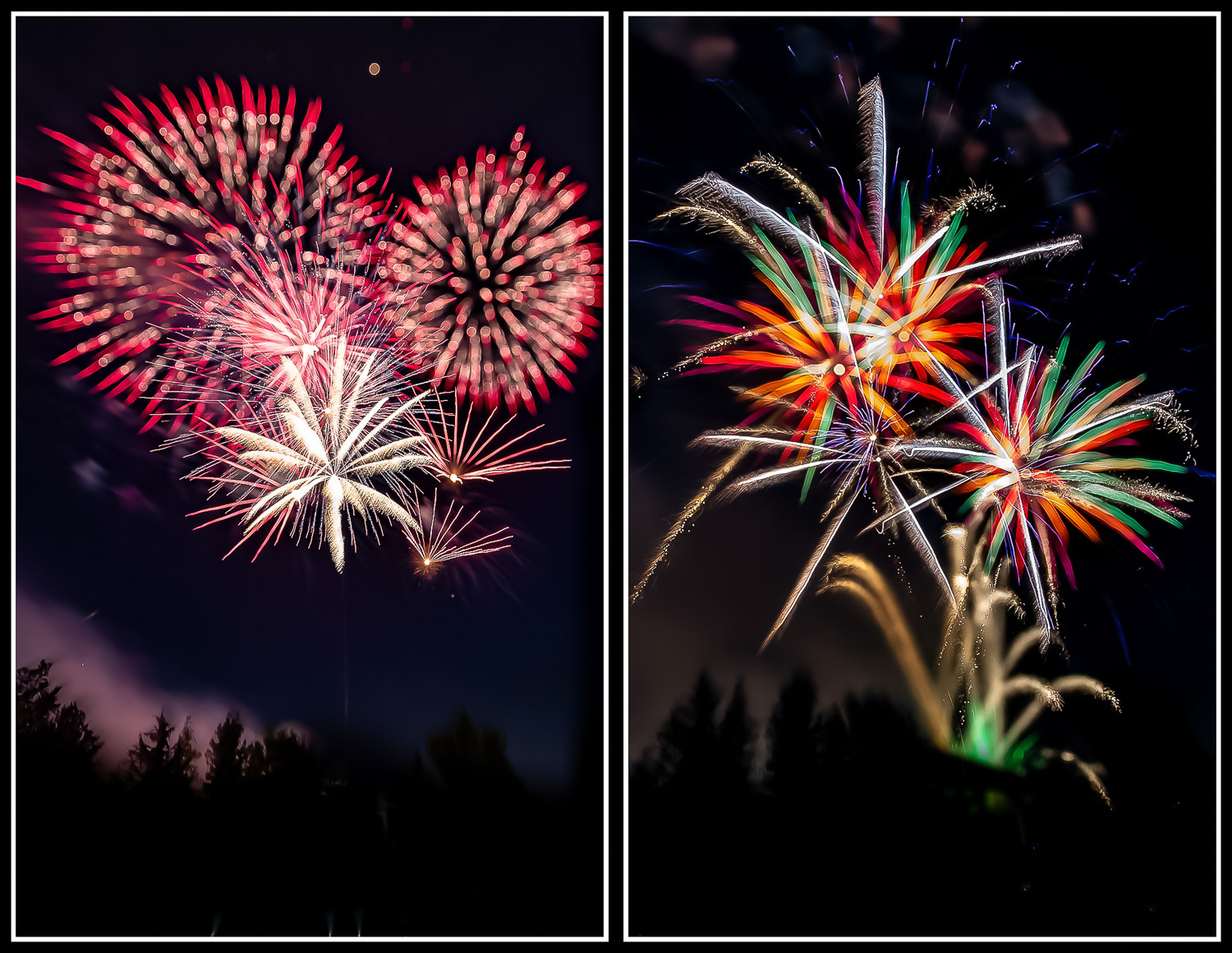 better fireworks photo' s