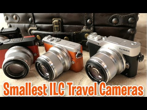 Tiniest Interchangable Lens Micro Four Thirds Cameras for Travel with Amazing Quality