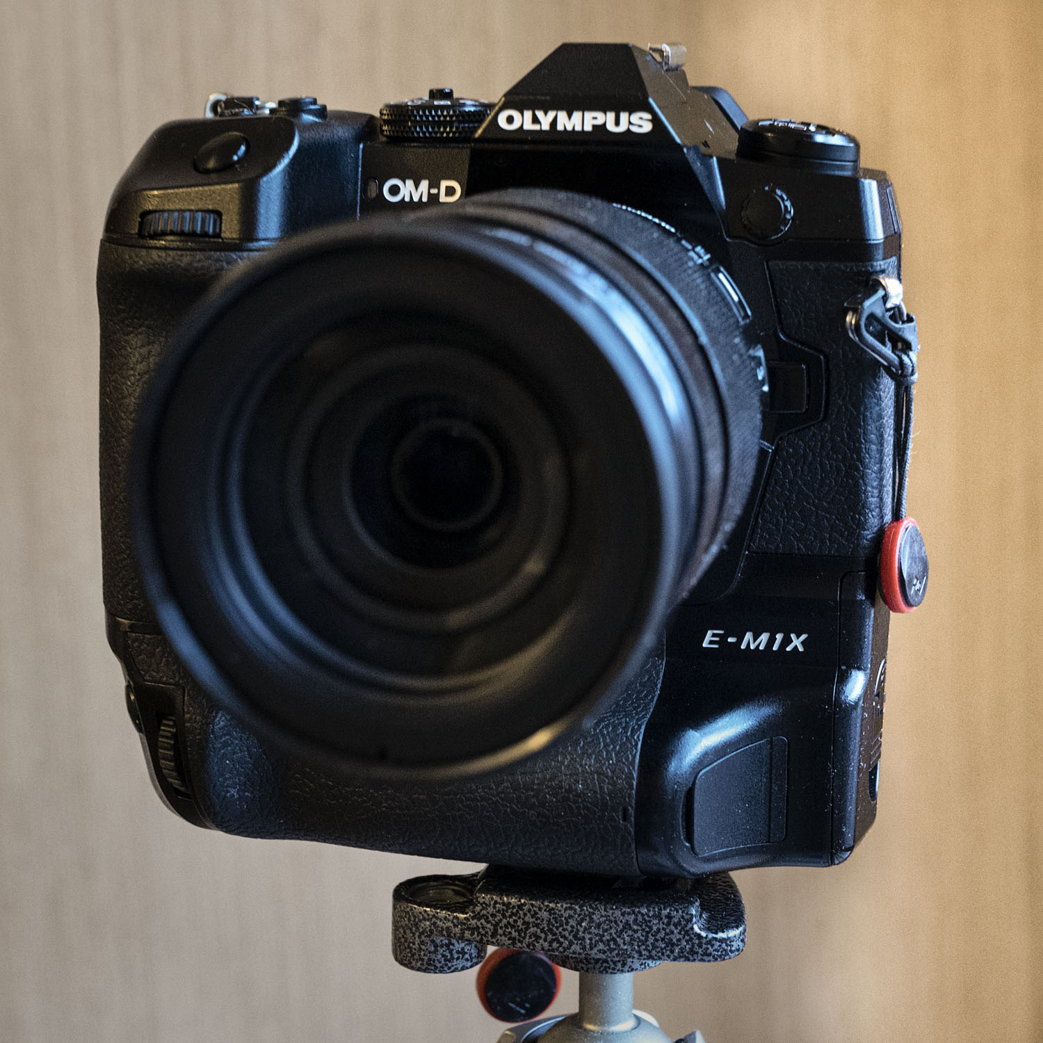 Image: The EM1X the new professional-grade camera from Olympus