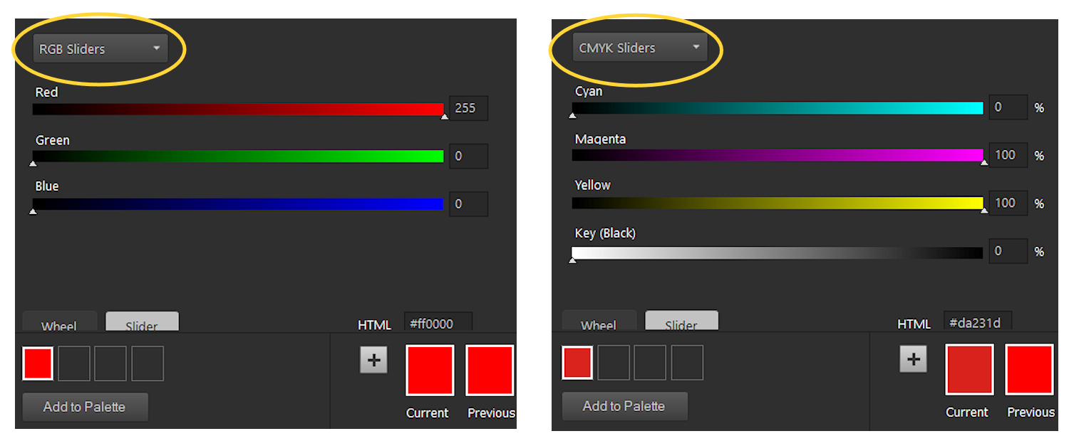 Image: Pure Red is a primary color in the RGB (Light) model with an RGB value of 255,0,0 but in the...