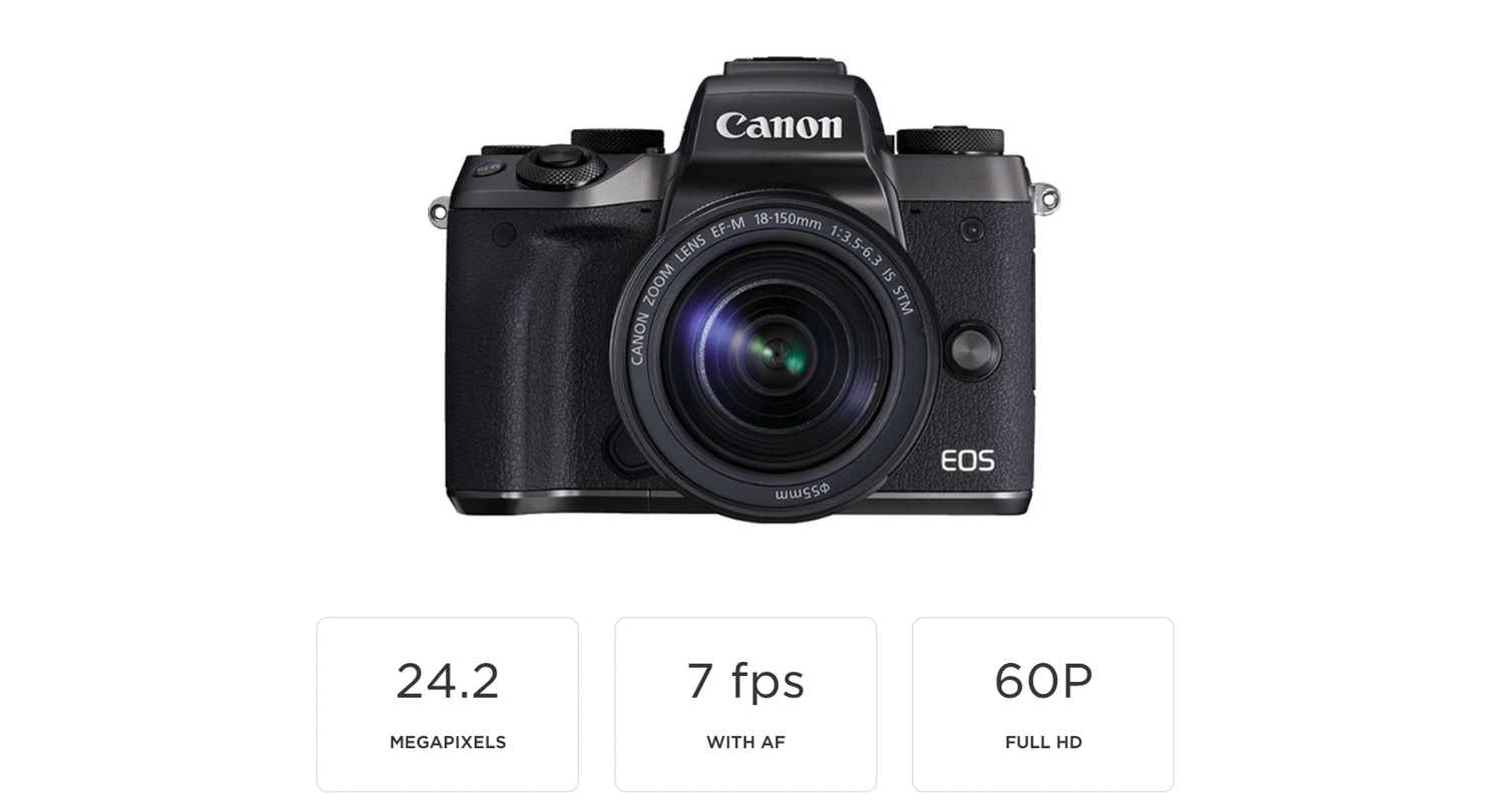 Canon to Announce the 90D or the EOS M5 Mark II Next Month