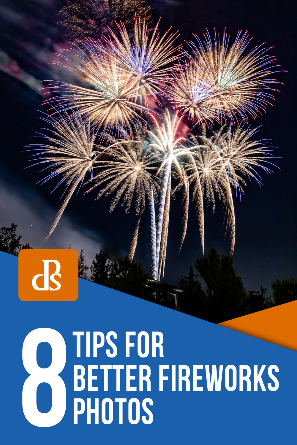 8 tips for better fireworks photos