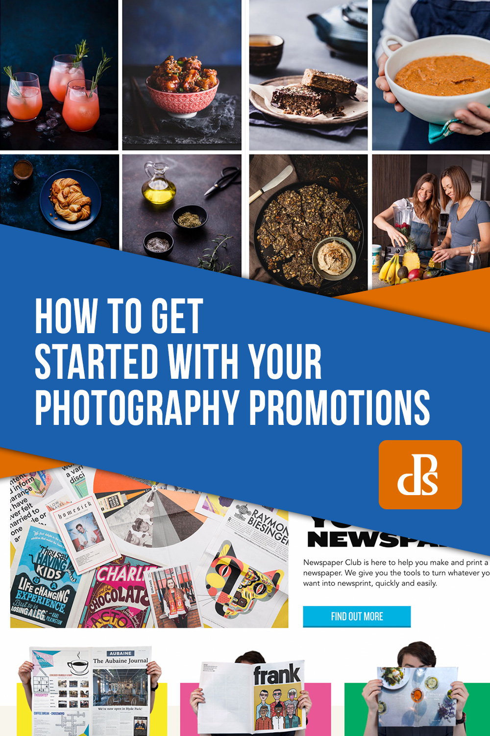 how to get started with your photography promotions