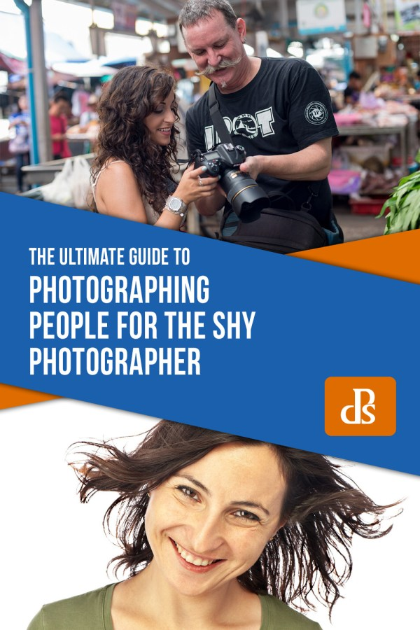 The Ultimate Guide to Photographing People for the Shy Photographer
